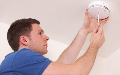 Five Rules for Smoke Detector Placement in the Home